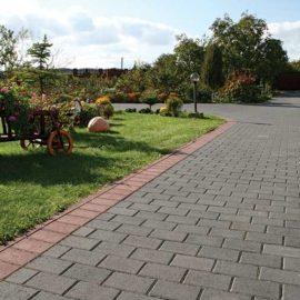 Тротуарна плитка Цегла