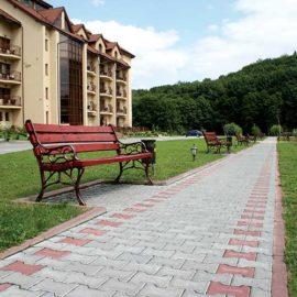 Тротуарна плитка Гантель