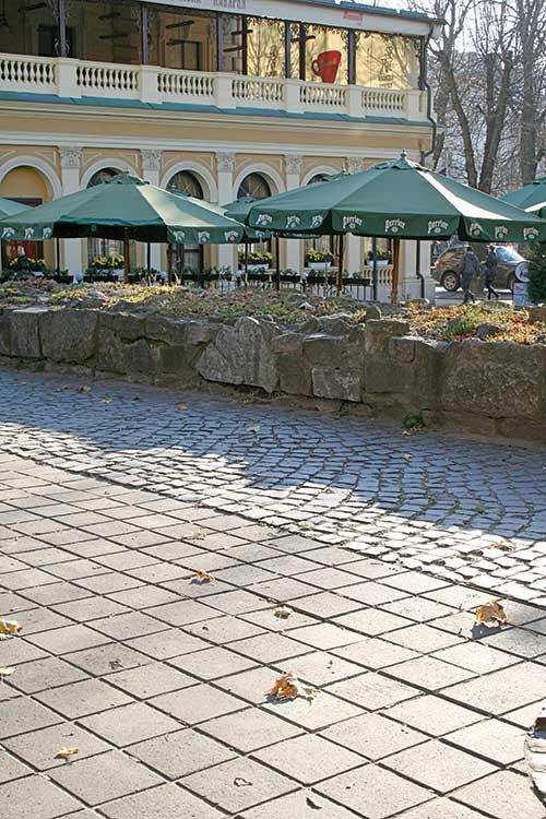 Бруківка квадрат 202-20 львів центр